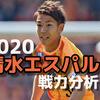 【清水エスパルス】2020移籍情報/スタメン予想(2/3時点)