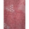 着物生地(345)絞り切り張め風古典柄に蝶・花模様小紋