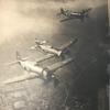 航空朝日 昭和19年3月号 「最近の海外航空事情」「改組された米空軍の全貌」「イギリスの空を飛ぶサンダーボルト」を読む