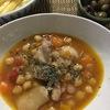 【世界の豆】③ ひよこ豆と鶏肉のトルコ風煮込み