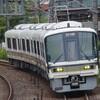広島公開HM付のEF66 27を撮る。
