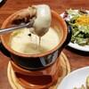 【ベーカリーレストラン】《パン食べ放題》pia sapido(ピアサピド)で初めてのチーズフォンデュ