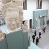 東洋美術の宝庫、国立ギメ東洋美術館。