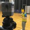 【360度映像】GoPro Fusionでバドミントンを撮影したみた!