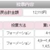 【2019年】万車券21本目121.1倍的中!