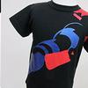 OJICOの仮面ライダービルドの親子Tシャツ