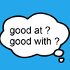 「~が得意/苦手」be good at と be good with の違いをスティーブさんが解説