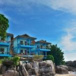 タオ島 「オーシャンビューリゾート(Ocean View Resort)」~サイリービーチの端、ローケーション抜群なリーズナブルホテル