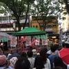 今日は定禅寺ストリートジャズフェスティバル in 仙台