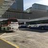 高速バス乗車記録 仙台ー首都圏線 東京→仙台