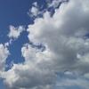 5月2日の雲その2&二日間の独り言
