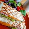 チェダーチーズがとろ〜り絶品ハムチーズホットサンドレシピ【朝ごはんにぴったり】