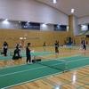 東スポーツセンターバウンドテニス教室 第4回