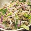 ナムトック風牛しゃぶのサラダ
