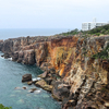 和歌山県の観光スポット。白浜の名勝、吉野熊野国立公園、千畳敷とか三段壁とか円月島とか。