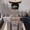 厚狭毛利家⑤毛利元康 大阪の墓を訪ねて