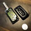 シトロエンC5 X7 リモコンキー電池交換