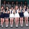 韓国発6人組グループGFRIEND 日本デビューアルバム発売記念フリーライブを大雨の中開催