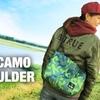 【EVERGREEN】持つ人を楽しくさせるアクティブバッグ「B-TRUE OrigCAMOショルダーバッグ」発売開始!