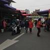 嘉義にも朝市あるんです。永和市場