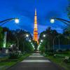 東京タワー ライトアップ