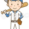 ヤバい野球少年!夢!