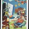 「ワンドの4」ゾンビタロットアドヴェントカレンダー