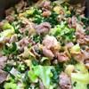 豚肉とキャベツの回鍋肉