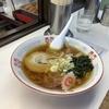食レポ、ラーメン(春日部駅野田線ホーム立ち食いラーメン)