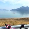 ビワイチ?・・・南湖のみですが^ ^