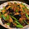 【1食138円】冷凍揚げナスの魯肉飯八丁味噌炒めの簡単レシピ