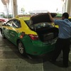 ドンムアン空港からメーター走行のタクシーで帰宅し1591バーツ