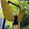 インスタ女子必見!愛知・名古屋の壁に描かれた天使の羽根の写真スポットを紹介! #天使の羽