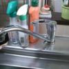 札幌 水道修理 キッチン 混合水栓 カートリッジ交換