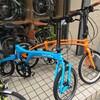 LORO馬車道(横浜)で折りたたみ電動アシスト自転車 Daytna DE01を試乗