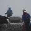 鳥取の大山に登山、キャンプに行って冬登山した話