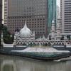 【マレーシア・シンガポール旅行】⑥ムルデカスクエア周辺のお散歩【マスジッド ジャメ】