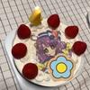 【4歳誕生日】好きな写真やイラストの乳・卵・小麦アレルギー対応ケーキを簡単に用意! トロピカル~ジュ!プリキュア