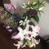 百合の花を飾る:定番