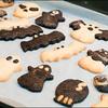 型抜きクッキー(ホラー)
