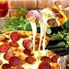 悪魔の誘惑!? ピザでチーズとミートボールをギッシリはさんだ一品がメインの「DEVIL's CHEESEプラン」、大阪梅田・NU茶屋町プラスのカフェ「C+(ツェープラス)」で6月15日から!