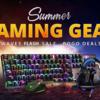 GearBest サマーゲーミングセール情報! 2017年夏