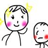 子供の一言って予想外で面白い。「綺麗」の反対は「汚い」??