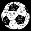 サッカーボール のイラスト
