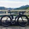 ロードバイク - 辰水神社、安濃ダムサイクリング