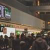 羽田空港(国内線駐車場)