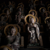 《撮影記》天寧寺の五百羅漢