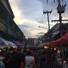 チェンマイ土曜日のナイトマーケット