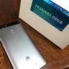 【Huawei】HUAWEI novaを購入♪開封の儀♪