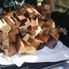 薪ストーブ始生代96 春の端材祭り~ネスターマーティンで端材・廃材を焚く